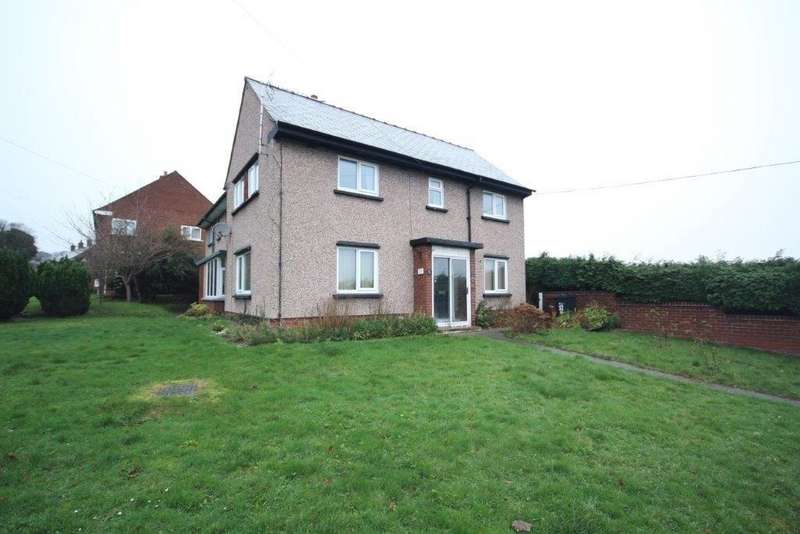 3 Bedrooms Semi Detached House for sale in Ffordd Pennant, Mostyn