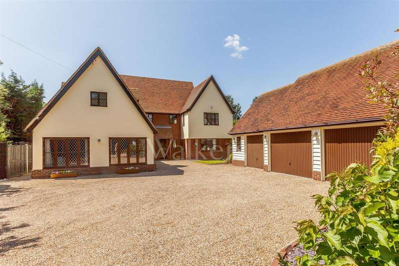 5 Bedrooms Detached House for sale in Plains Road, Little Totham, Maldon