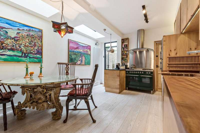 5 Bedrooms Terraced House for sale in Sullivan Road, Kennington