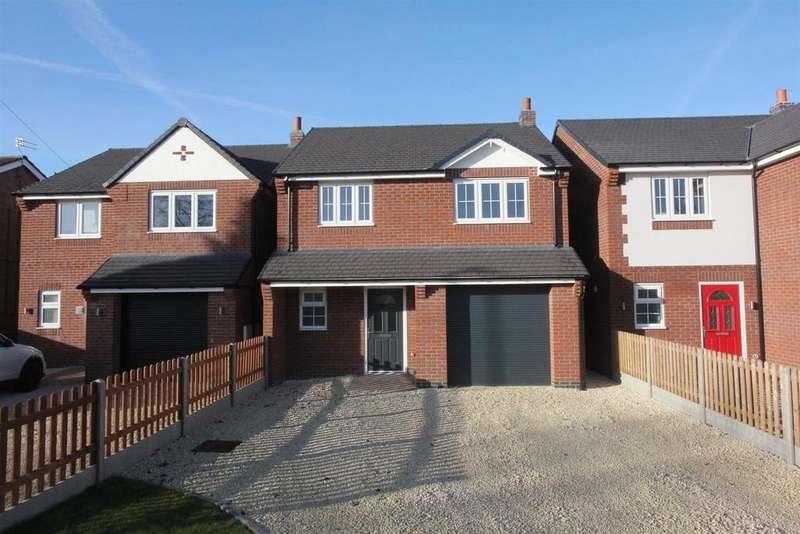 4 Bedrooms Detached House for sale in Nutts Lane, Hinckley