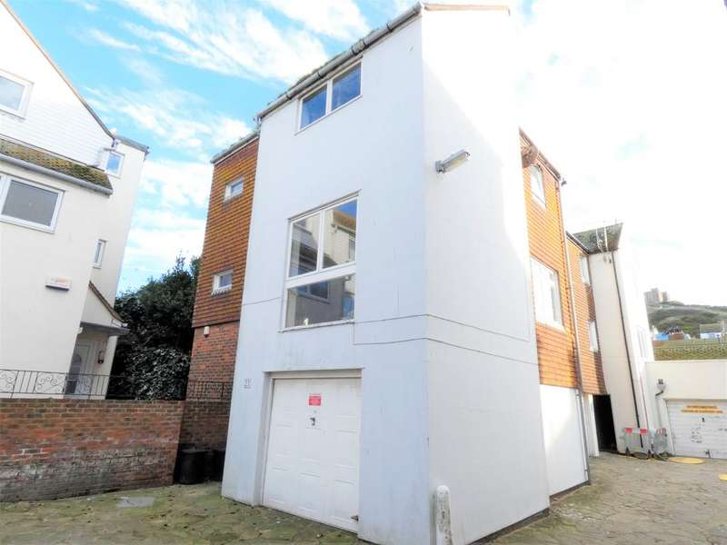 3 Bedrooms Semi Detached House for sale in Wellesley Court, High Street, Hastings Old Town TN34