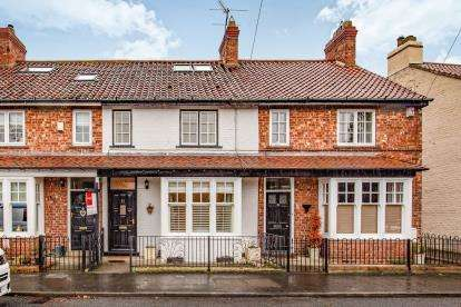 3 Bedrooms Terraced House for sale in Enterpen, Hutton Rudby, North Yorkshire