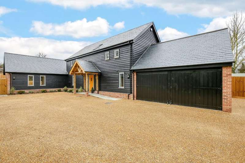 4 Bedrooms Detached House for sale in Cambridge Road, Barkway