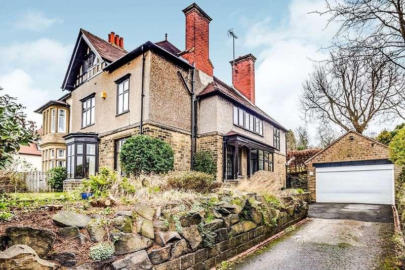 6 Bedrooms Semi Detached House for sale in Foxglove Road, Almondbury, Huddersfield, HD5