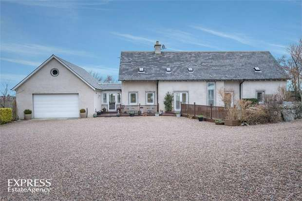 5 Bedrooms Detached House for sale in Portsoy, Banff, Aberdeenshire