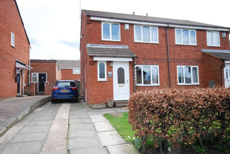 3 Bedrooms Semi Detached House for sale in Lake Avenue, South Shields