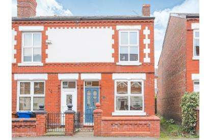 3 Bedrooms End Of Terrace House for sale in Bulkeley Road, Cheadle, Manchester, Greater Manchester