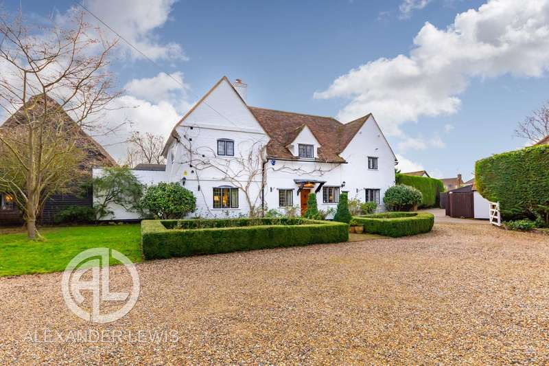 6 Bedrooms Detached House for sale in Coopers Farm, Norton Road, Letchworth Garden City SG6 1AG