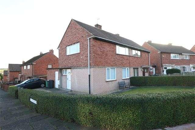 2 Bedrooms Semi Detached House for sale in Crossways, Carlisle, Cumbria, CA1 3JW