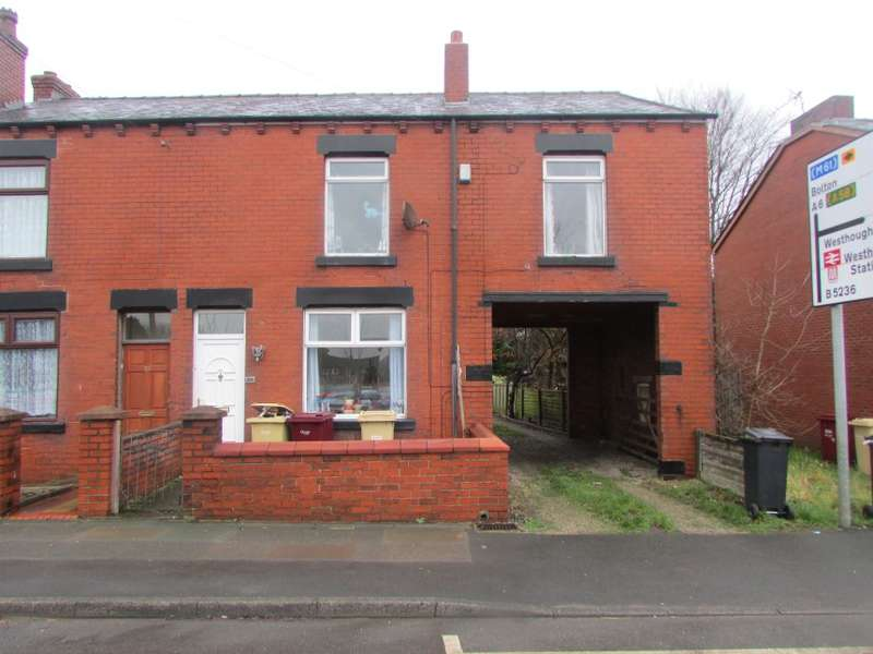 4 Bedrooms Terraced House for sale in 36 Chorley Road, Westhoughton, Bolton, Greater Manchester