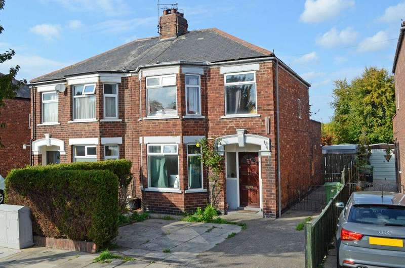 5 Bedrooms Semi Detached House for sale in Lilac Avenue, Hull Road