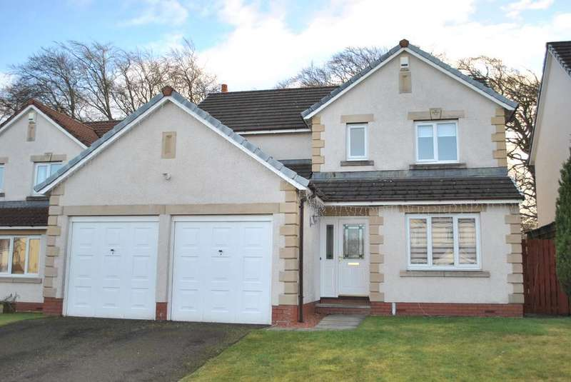 4 Bedrooms Detached House for sale in Rothes Drive, Murieston , Livingston EH54