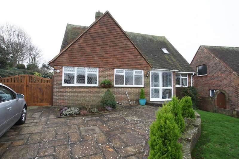 4 Bedrooms Detached House for sale in Wenthill Close, East Dean BN20