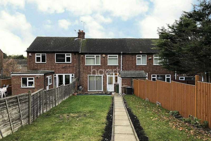 3 Bedrooms Terraced House for sale in Bramingham Road, LU3