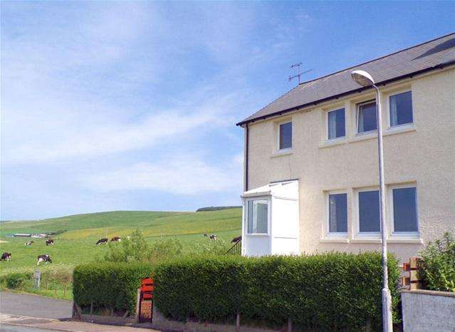 3 Bedrooms Semi Detached House for sale in 4 Wellpark, Kilkenzie, by Campbeltown, PA28 6QF