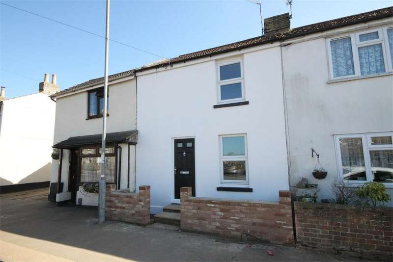 3 Bedrooms Terraced House for sale in Clifton Road, Shefford, SG17