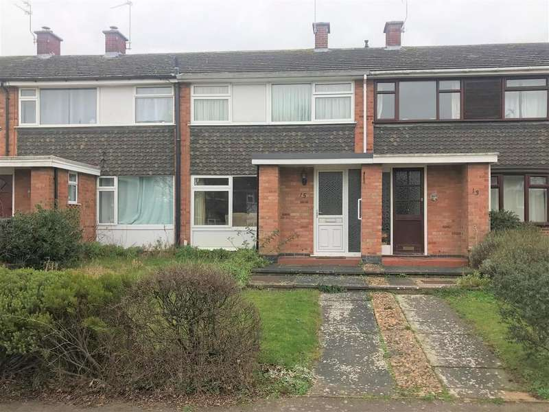 3 Bedrooms Town House for sale in Stonehill Drive, Great Glen, Leicester