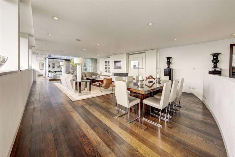 3 Bedrooms Penthouse Flat for sale in The View, 20 Palace Street, Westminster, London, SW1E