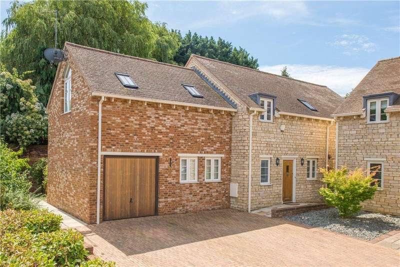 5 Bedrooms Detached House for sale in Memorial Lane, Felmersham, Bedfordshire