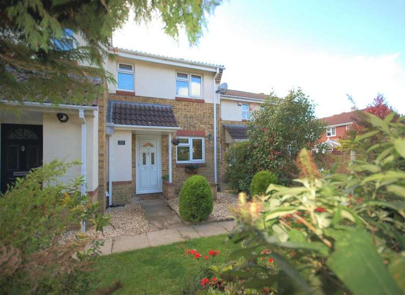 2 Bedrooms Terraced House for sale in Bickford Close, Barrs Court, Bristol, BS30 8SG