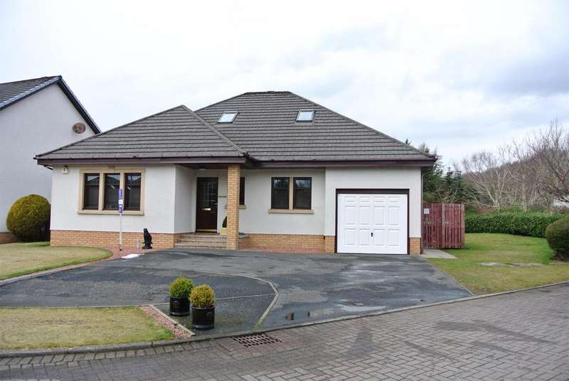 3 Bedrooms Detached Bungalow for sale in 10 Golf View, Strathaven, ML10 6AZ