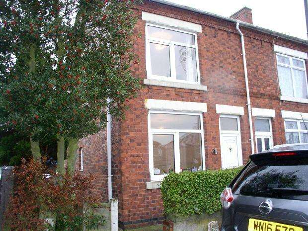 3 Bedrooms Semi Detached House for sale in Mansfield Road, South Normanton