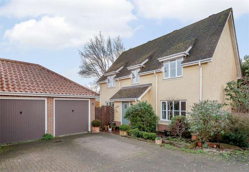 4 Bedrooms Detached House for sale in Gardeners Row, Coggeshall, Essex