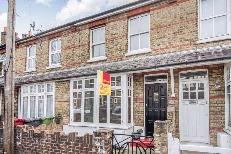 2 Bedrooms House for sale in Kings Road, Slough, Berkshire, SL1