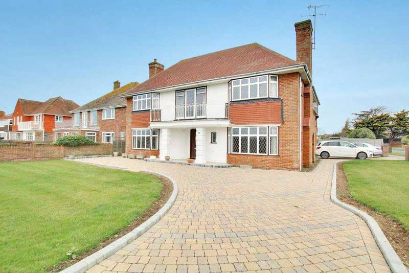 4 Bedrooms Detached House for sale in Marine Crescent, Goring-By-Sea, Worthing, BN12