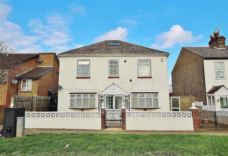 4 Bedrooms Detached House for sale in Bath Road, Harlington, UB3 5AH