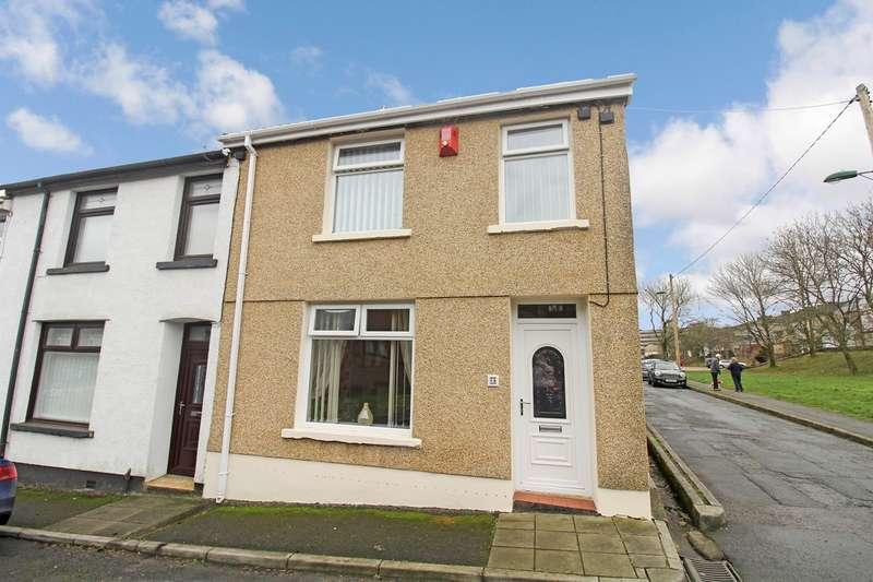 3 Bedrooms Terraced House for sale in Bridge Street, Ebbw Vale, NP23