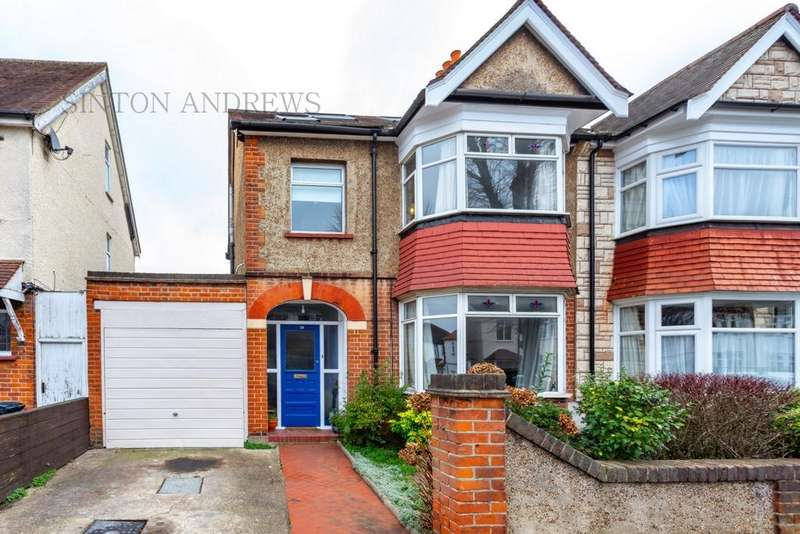 4 Bedrooms House for sale in Cantley Road, Hanwell, W7