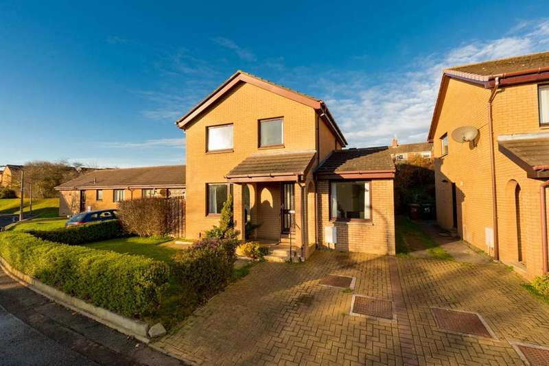 4 Bedrooms Detached House for sale in 54 Candlemakers Park, Gilmerton, EH17 8TJ