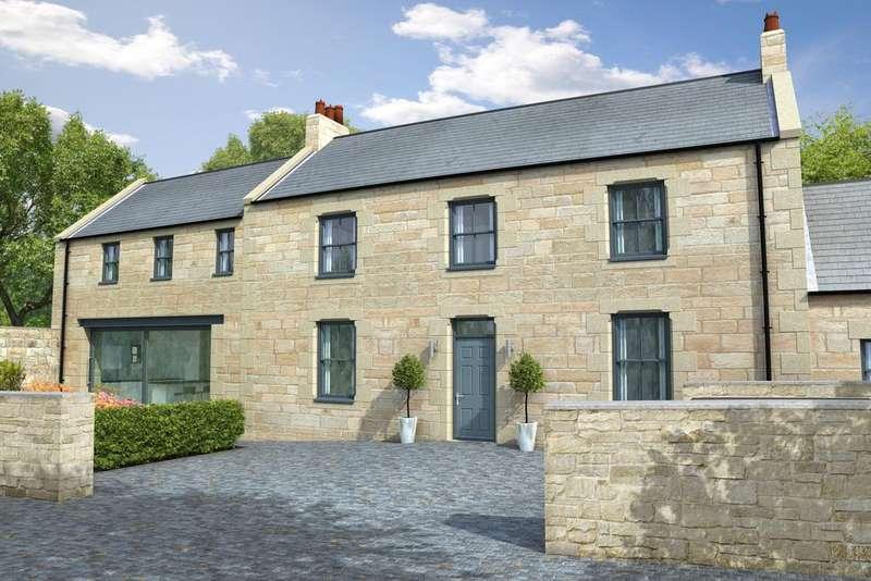 4 Bedrooms Farm House Character Property for sale in West Farm Steading, Earsdon Village, Tyne and Wear NE25