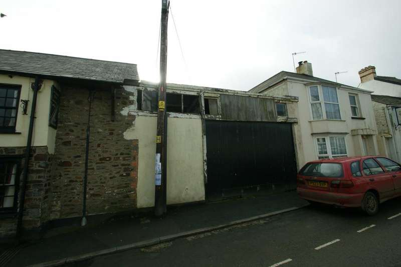 Plot Commercial for sale in Fore Street, Hartland, Bideford EX39