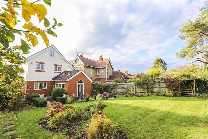 5 Bedrooms Detached House for sale in Bradwell Road, Bradville, Milton Keynes, Bucks