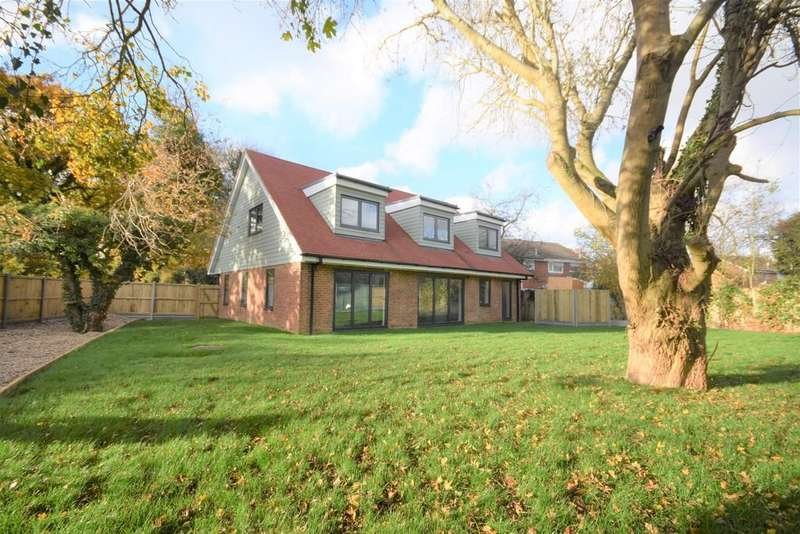 5 Bedrooms Detached House for sale in Chart road, Kingsnorth