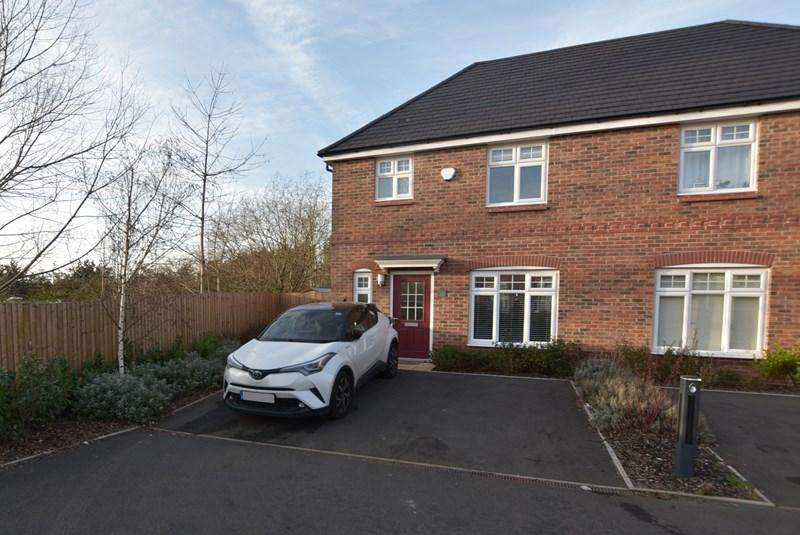 3 Bedrooms Semi Detached House for sale in Denby Way, Cradley Heath