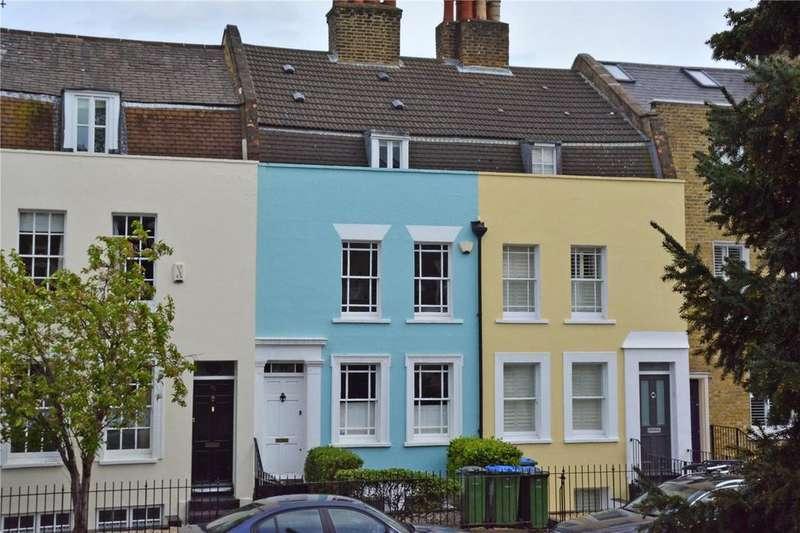 4 Bedrooms Terraced House for sale in Greenwich South Street, Greenwich, London, SE10