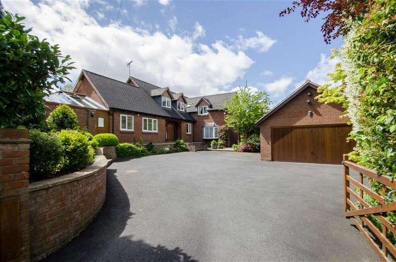 5 Bedrooms Detached House for sale in Inn Lane, Kidderminster, DY11