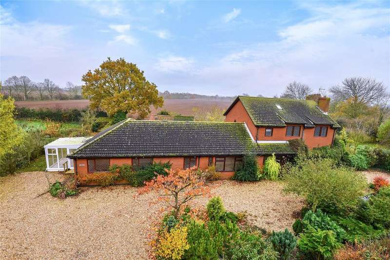 4 Bedrooms Detached House for sale in Fen Lane, East Keal, PE23