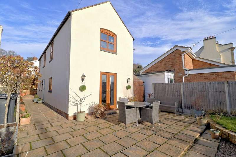 3 Bedrooms Detached House for sale in Wilfred Gardens, Ashby