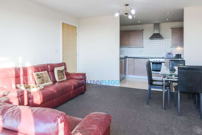 2 Bedrooms Apartment Flat for sale in Quadrivium Point - Underground Parking