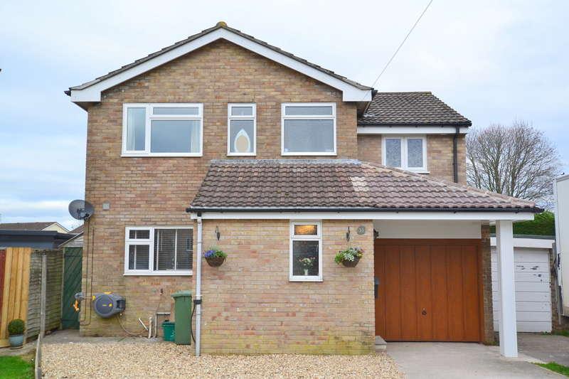 4 Bedrooms Detached House for sale in Stalbridge, Dorset, DT10