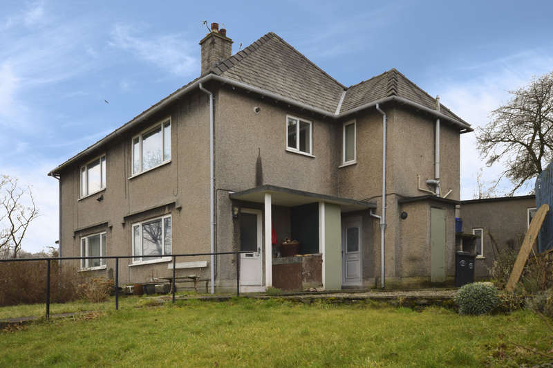 1 Bedroom Ground Flat for sale in Garth Bank, Kendal