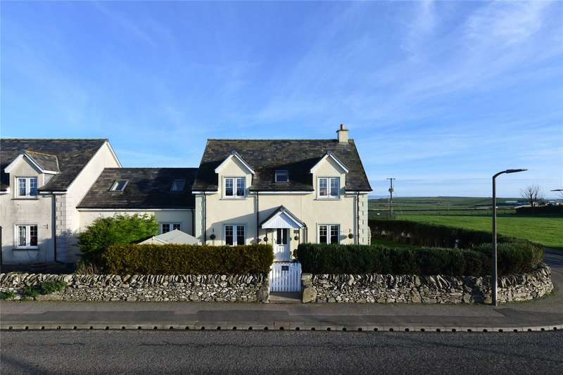 4 Bedrooms Semi Detached House for sale in 1 Creamery Cottage, Pilgrims Way, Whithorn, Newton Stewart, Dumfries and Galloway, DG8