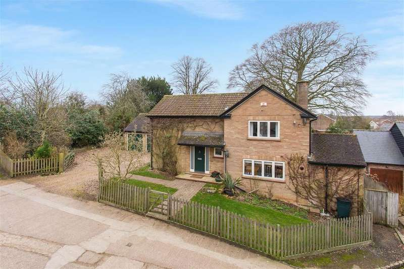 4 Bedrooms Country House Character Property for sale in Church Street, Gawcott, Buckingham