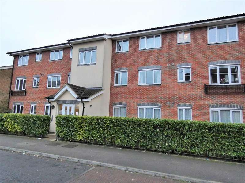 2 Bedrooms Apartment Flat for sale in Kiln Way, Dunstable