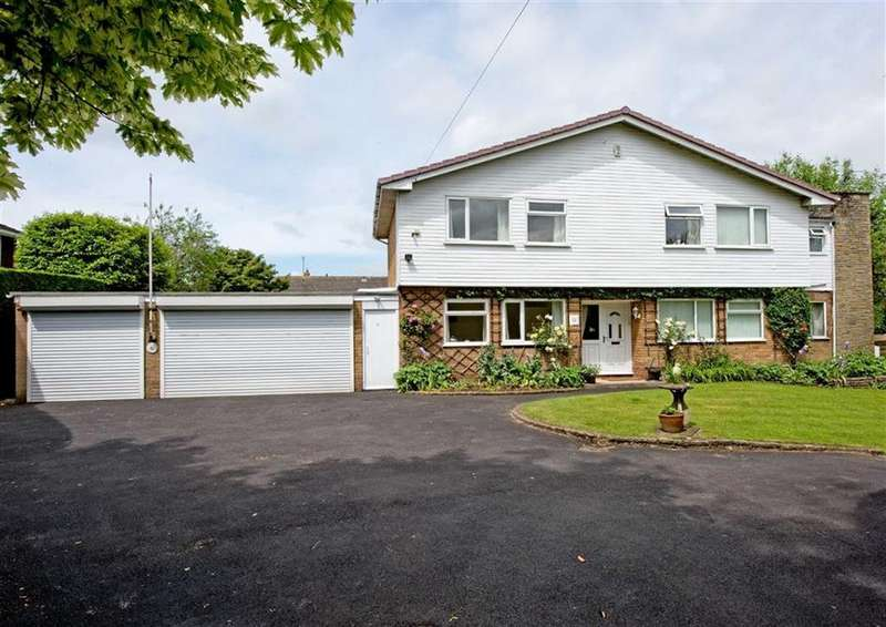 4 Bedrooms Detached House for sale in 11, Orams Lane, Brewood, Stafford, South Staffordshire, ST19