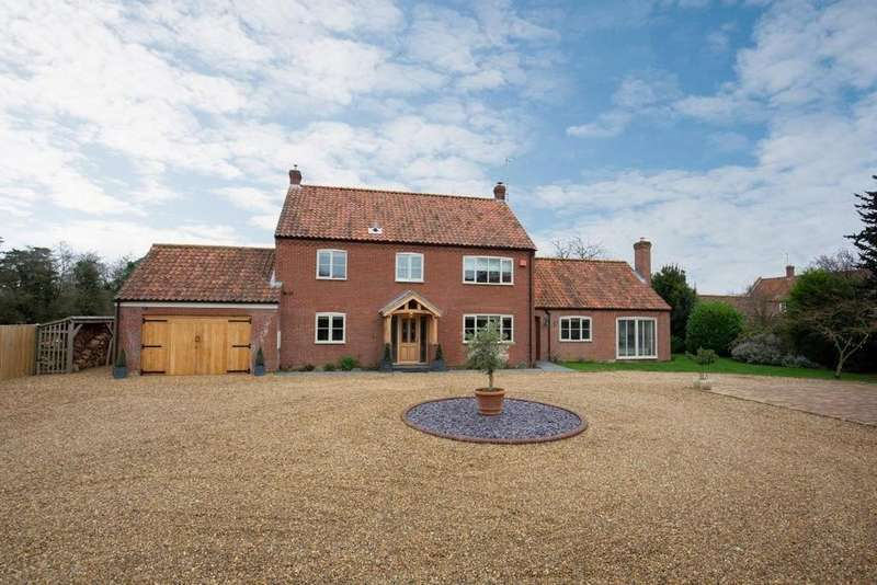 5 Bedrooms Detached House for sale in Stanhoe